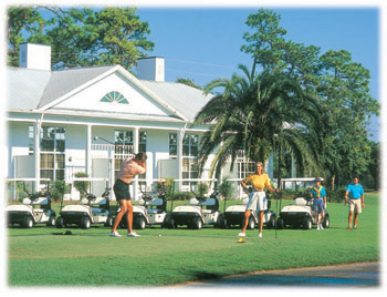 Plantation Inn Golf